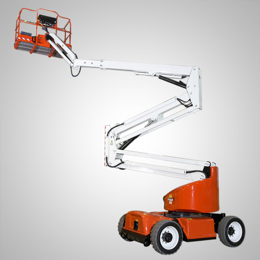 Articulated Boom Lift – Electric